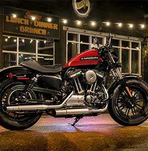 sportster forty eight special